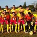 Gran semifinal de la Liga Deportiva Tembiaporá