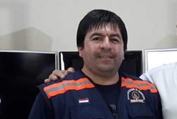 Anibal Acosta es nuevo Director Regional de la Dinatran