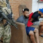 Capturan a supuesto jefe narco en mansión de Asunción